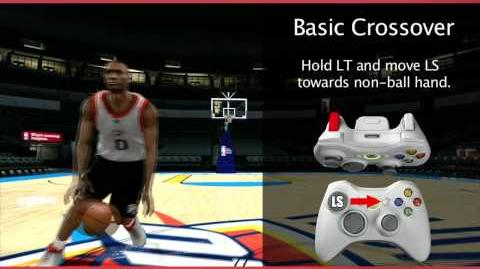 NBA 2K11 Controls Trailer