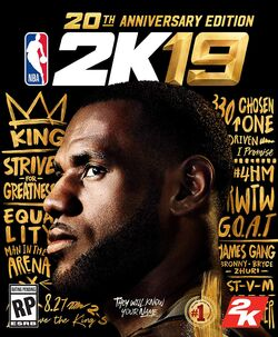 NBA 2K19 Legend Edition