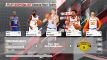New York Knicks NBA 2K18