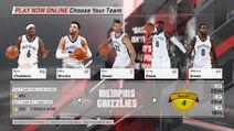 Memphis Grizzlies NBA 2K18