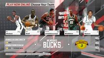 Milwaukee Bucks NBA 2K18