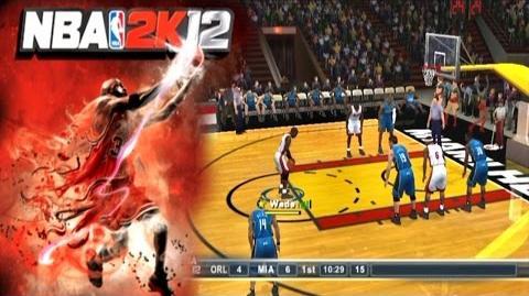 NBA 2K12 ... (PS2)