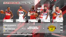 Washington Wizards NBA 2K18