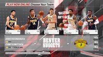 Denver Nuggets NBA 2K18