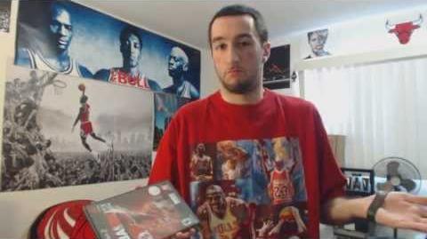 Unboxing NBA 2K12 (PS2) (1080p)