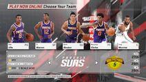 Phoenix Suns NBA 2K18