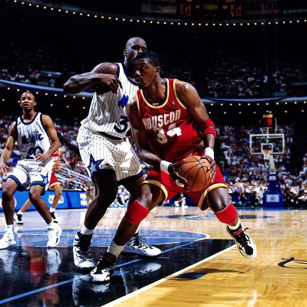 sale retailer 09a14 1335a Hakeem Olajuwon | NBA Biographic Wikia | FANDOM powered by Wikia