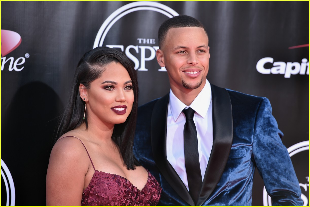 stephen curry wife ayesha espys 2016 red carpet - Stephen Curry Wedding Ring