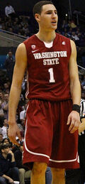 Klay Thompson Washington State