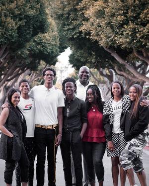 Shaqfamily