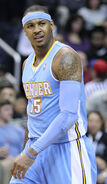 Carmelo Anthony Nuggets