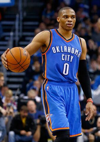 File:Russell Westbrook Oklahoma City Thunder v HgmhLxlW4Ubl.jpg
