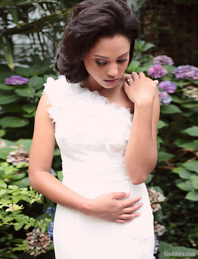 stephen curry girlfriend ayesha alexander wedding dress 5360 2jpg - Stephen Curry Wedding Ring
