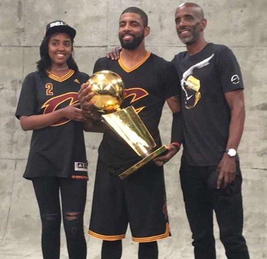 Irving Family Nbafamily Wiki Fandom Powered By Wikia