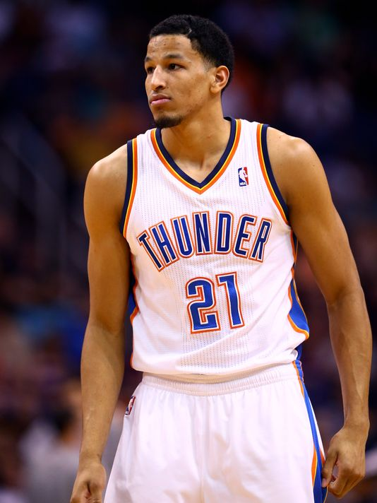 André Roberson | Nbafamily Wiki | FANDOM powered by Wikia