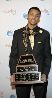 Trey national player of the year
