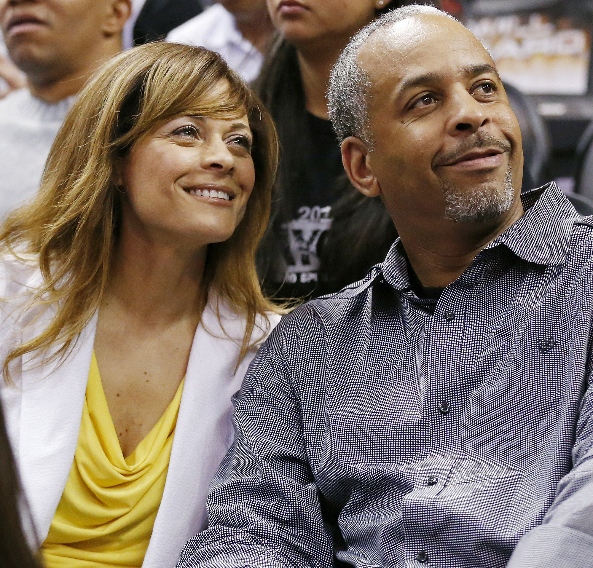 b38ec6929c68 Dell Curry and Sonya Curry are one of the oldest couples in the NBA.
