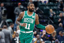 Kyrie Irving Boston Celtics v Indiana Pacers O1ZCHy-xfEwl