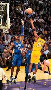 Kobe Bryant left floater