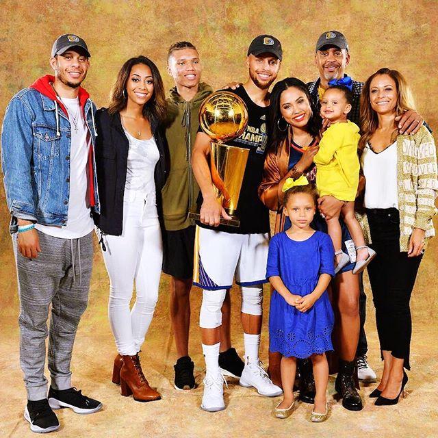 Curry Family   Nbafamily Wiki   FANDOM powered by Wikia