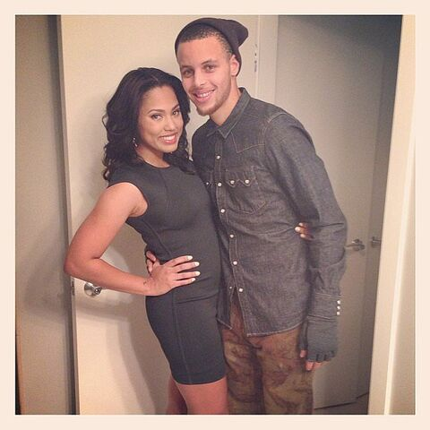 File:Cute-Pictures-Stephen-Curry-His-Wife-Ayesha.jpg