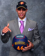 Stephen's nba draft photo