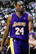Kobe Bryant Washington