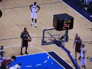 Lebron james freethrow
