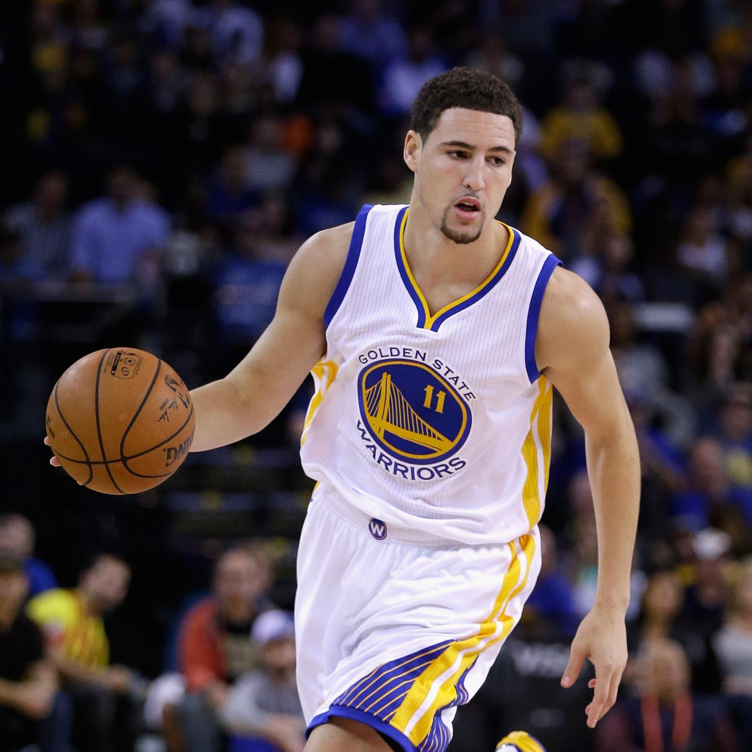 debcb54d0 Klay Thompson
