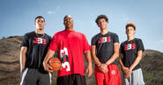 LaVar-Ball Family Lonzo-LiAngelo-LaMelo SLAM-Magazine-TH-950x494