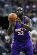 Shaquille O'Neal Free Throw