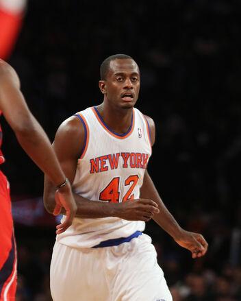 Earl Barron Atlanta Hawks v New York Knicks rWXjUNWZugSx