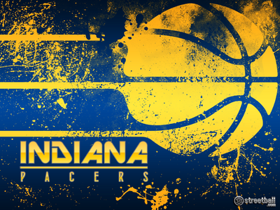 NBA Playoffs Indiana Pacers Wallpaper