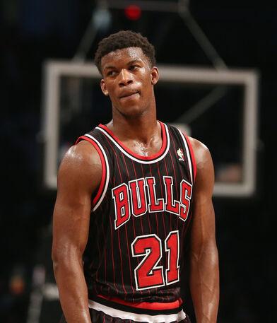 Jimmy Butler Chicago Bulls v Brooklyn Nets 7WuT6soJ2oRx