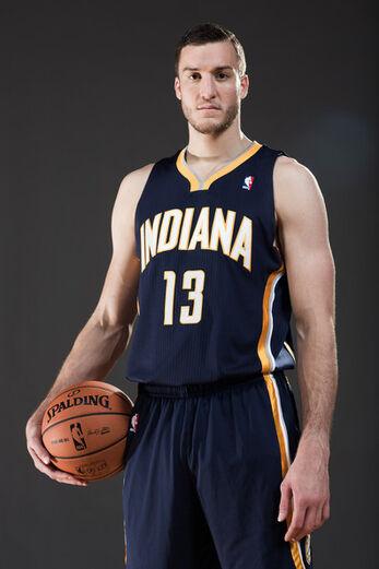 Miles Plumlee 2012 NBA Rookie Photo Shoot GuNk3RbNrYal