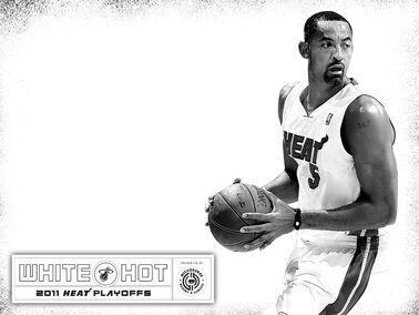 Juwan Howard NBA Finals Wallpaper