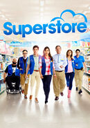 Superstore (NBC) poster