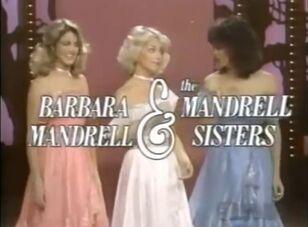 Barbara mandrell & mandrell sisters