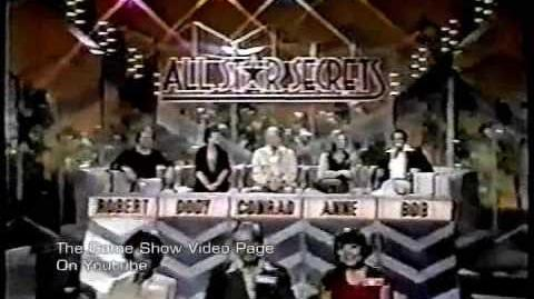 All Star Secrets Opening from the 1979