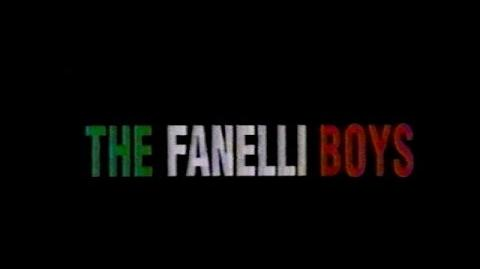 The Fanelli Boys Promo