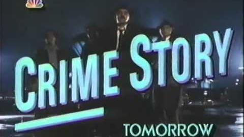 1986 NBC Miami Vice and Crime Story Promo