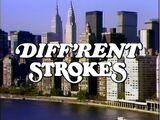 Diff'rent Strokes