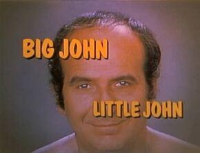 Big john little john