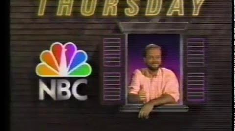 1987 NBC Thursday Cheers LA Law Promo