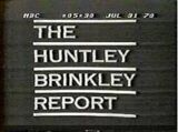 The Huntley–Brinkley Report