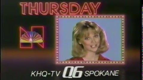 1986 NBC Cheers Promo