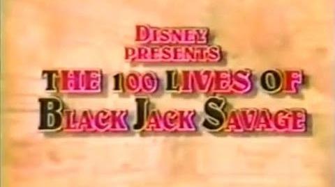 """The 100 Lives of Black Jack Savage"" TV Intro"