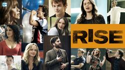 Rise (TV show) poster