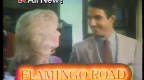 Flamingo Road 1982 NBC Promo
