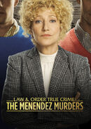 Law and Order True Crime poster